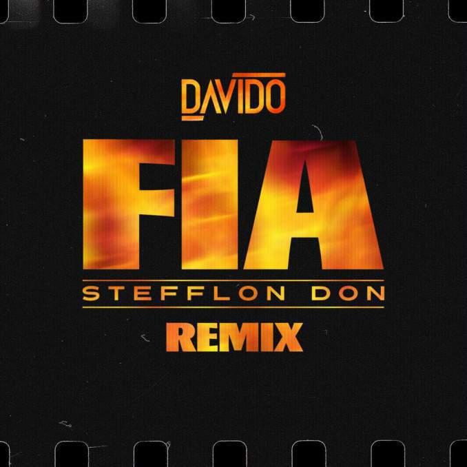Davido Stefflon Don Fia