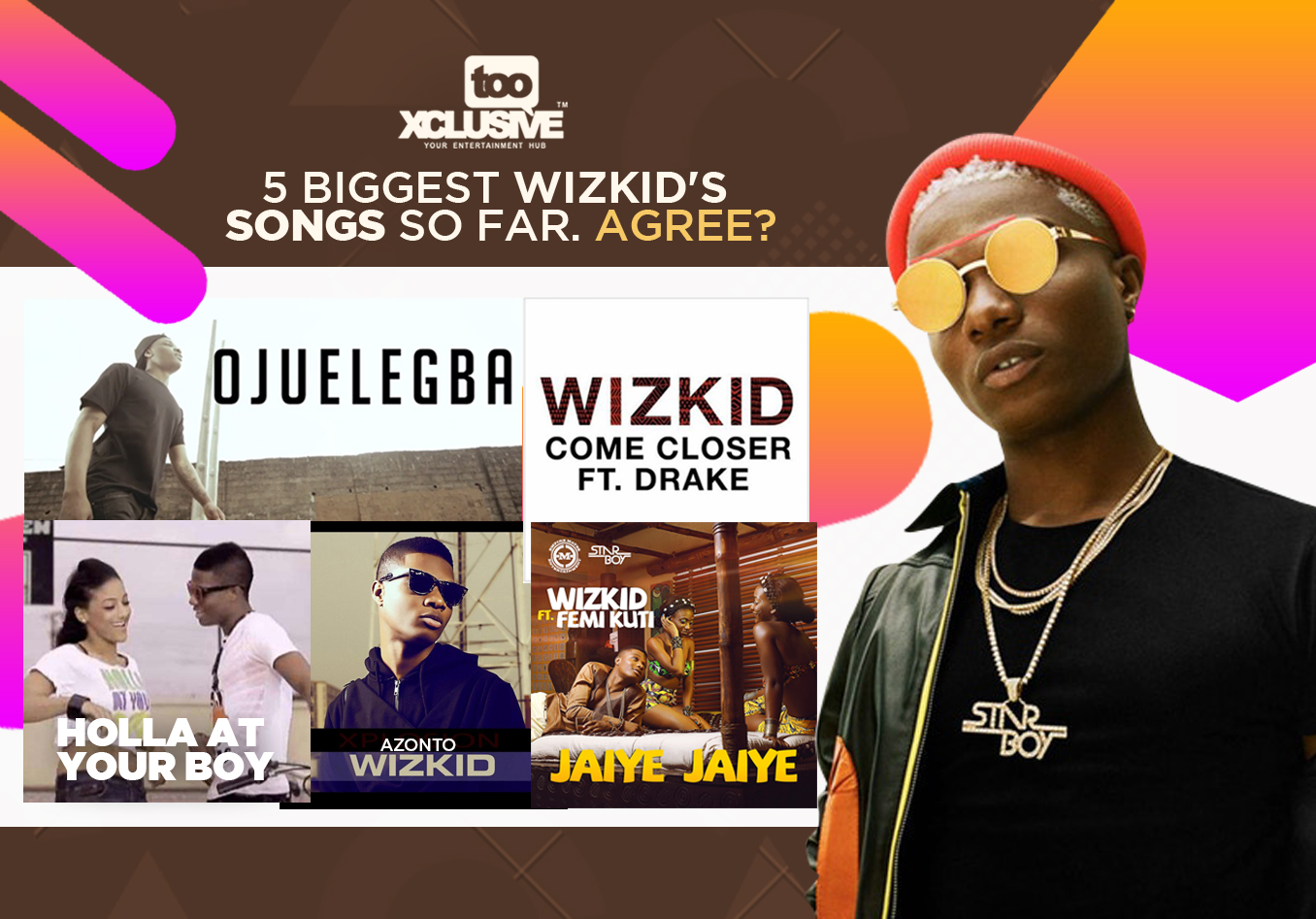 Wizkid Top Songs