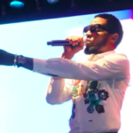 VIDEO: D'Banj Delivers Greatest Hits In Very Sexual Performance At #1Music1Sound Dubai