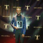 "Squeeze Tarela Wins ""Best Reggae Artist"" at Akademia Awards in Los Angeles"