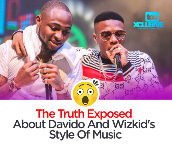 The Truth Exposed About Davido And Wizkid's Style Of Music