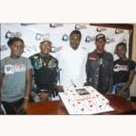 """[PHOTOS] Idol Records Officially  Launches; Unveils Newly Signed Artistes """"Lese"""" And  """"Charmee"""""""