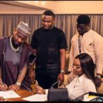 Davido's Girlfriend, Chioma Signs Multimillion Naira Deal