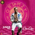 "[Song] Junior Boy – ""Dan Dan"" (Prod. DeeVee)"