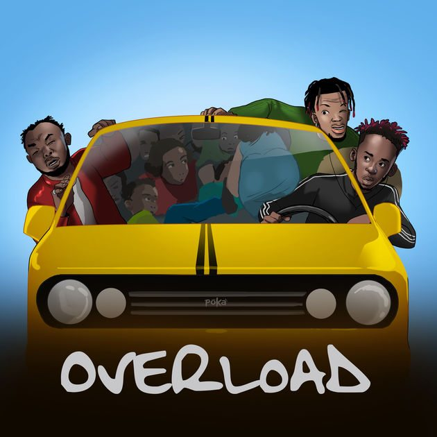 "Mr Eazi ""Overload"""