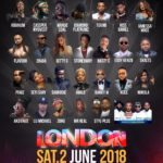 """The Countdown Begins! 2 Weeks To """"One Africa Music Fest"""" London @ The SSE Arena, Wembley"""