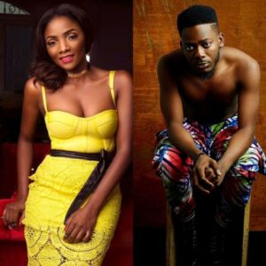 Finally, Adekunle Gold Confirms Simi As His 'Partner'