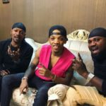 NO BEEF! Tekno, Danfo Drivers Spotted Together
