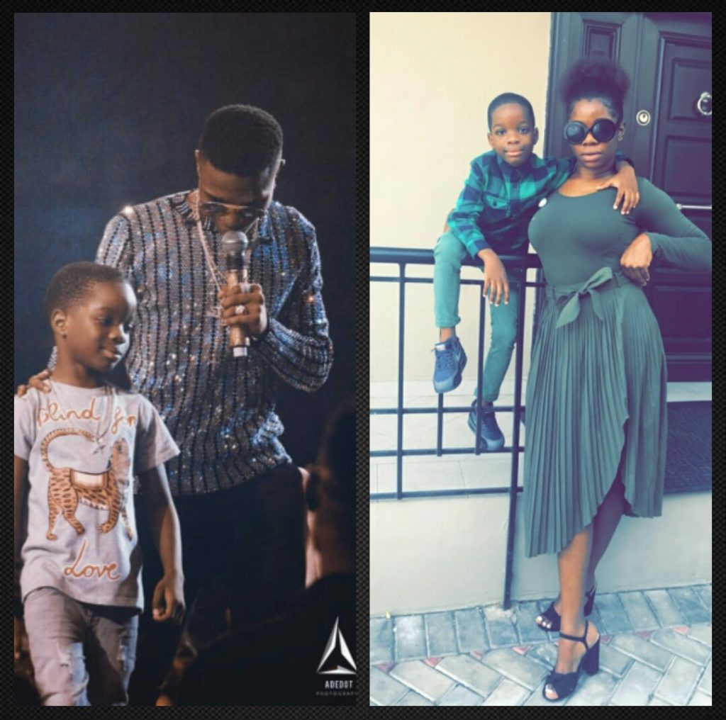 Wizkid Cancelled His Son's Million Naira Deal And Accused Him Of Being Gay