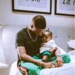 Wizkid Reacts To Babymamas Calling Him A 'Deadbeat Dad'
