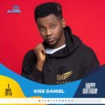 Happy Birthday Kiss Daniel 'BABA'