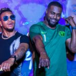 DJ Neptune Parties With Mr Real, DJ Jimmy Jatt, Kaffy, Broda Shaggi & More Stars At #GreatnessTheAlbum Unveiling