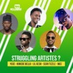 Are These The Top 5 Struggling Artistes In The Industry?