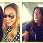 Tania Omotayo & Tiwa Savage Beefing Over Wizkid? Here's What We Know.