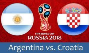 Predict & Win 5k: Predict The Correct Score For Argentina VS Croatia