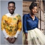 Amidst Attack From Fans, Adekunle Gold Send Simi Heartfelt Message To Encourage And Support Her
