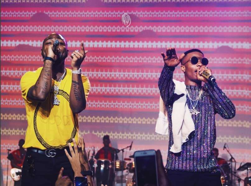 Wizkid's Silence Is Getting Him Pressed, Man Went On Clout Vacation & Resumed With Clout – Wizkid FC Drags Davido