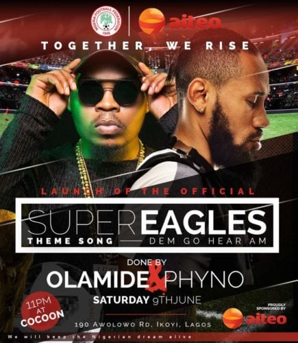 "IMG-20180609-WA0000 [Song] Olamide x Phyno – Road To Russia 2018 ""Dem Go Hear Am"""