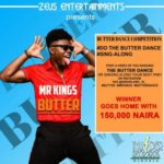 Do The Butter Dance By Mr. Kings And Win 150K