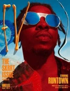Runtown Covers FV Magazine