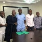 'Sho Mo Age Mi' Originator Signs Endorsement Deal With Nairabet