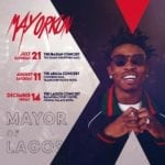 "Mayorkun Set To Hold ""Mayor of Lagos"" Concerts in Ibadan, Abuja & Lagos This Year"