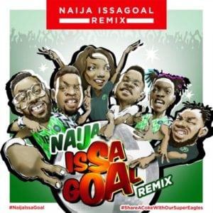 Lyrics Naira Marley, Falz, Olamide, Simi, Lil Kesh and Slimcase  Naija IssaGoal Remix