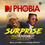 "[Video] DJ Phobia – ""Surprise"" ft Junior Boy"