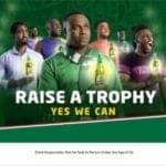 It Is Time To Show Our Belief… Join TROPHY LAGER To Raise The World Biggest Trophy