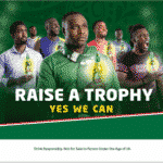 Trophy Lager Salutes Gallant National Team, Calls For Renewed Support.