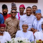 Small Doctor, Sound Sultan & Tobi Bakre Accused Of Taking N2Million 'Bribe' From President Buhari