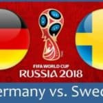 Predict & Win 5k: Predict The Correct Score For Germany VS Sweden