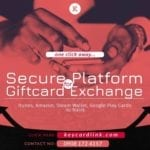 Best Platform To Exchange Your Various Gift Cards For Cash Or Bitcoin