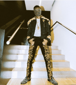 wIZKID-2-270x300 Wizkid Makes History At D&G Fashion Show