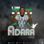 """[Song] C Zair – """"Adara"""""""