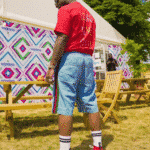 Davido Pays Tribute To DJ Olu At Wireless Music Festival