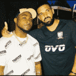 Davido Poses For Picture With Drake At Wireless Festival [SEE PHOTOS]