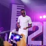 [Video] Mr 2kay – God Can Bless Anybody [Live Performance]
