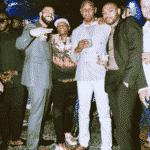 Wizkid & Drake Party Together @ Scorpion Album Listening [WATCH]