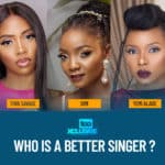 Tiwa Savage || Simi || Yemi Alade : Who Is A Better Singer?