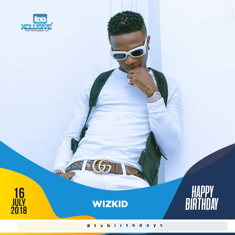 Happy Birthday Wizkid Send Your Birthday Wishes