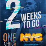 2 Weeks To Go! One Africa Music Fest: New York @ Ford Amphitheatre