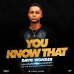 "[Song] Davie Wonder – ""You Know That"""