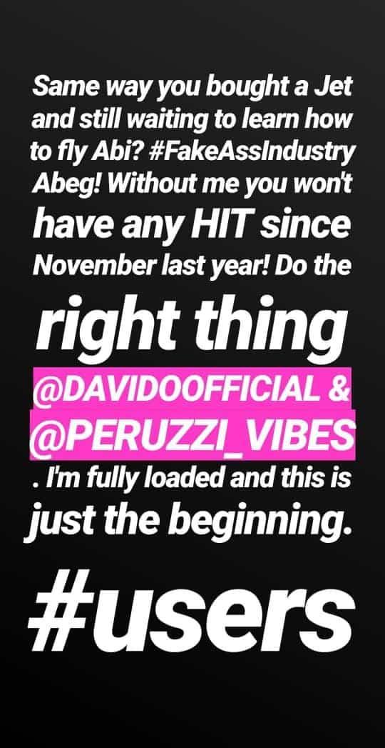From Patrick Anyaene's story on Instagram
