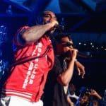 [Photos] Mayorkun's Concert Disrupts Abuja as Burna Boy, Ycee, Skales & More Turn Up