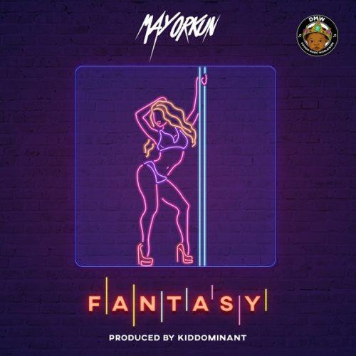 """Mayorkun """"Fantasy"""""""