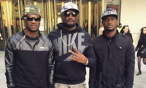 Image result for Psquare with Jude