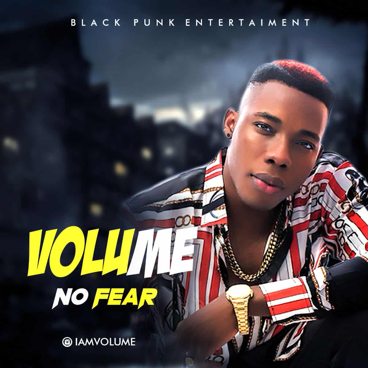 "Mp3 Download :- Volume – ""No Fear"""