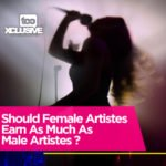 """Should """"Tiwa Savage"""" Earn As Much As """"Davido/Wizkid"""" On Shows?"""