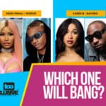 Nicki Minaj-Wizkid Or Cardi B-Davido: Which One Will Bang?